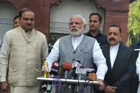 PM Narendra Modi Overjoyed at Poll Results, Terms it as 'Very Humbling'