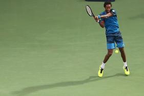 Dubai Tennis Championships: Fourth Seed Gael Monfils Falls in Quarters