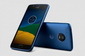 Moto G5 Blue Sapphire Variant to Launch Soon?