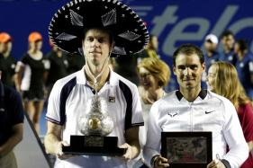 Sam Querrey Shocks Rafael Nadal to Lift ATP Acapulco Title
