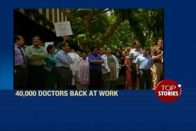 News360: 40,000 Doctors Are Back At Work