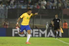 World Cup Qualifiers: Paulinho Scores Hat-trick as Brazil Thrash Uruguay