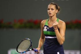 Pliskova, Halep Lead Five-Woman Fight for No. 1 Spot
