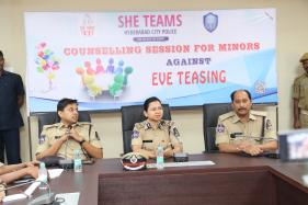 Telangana's SHE Teams: Role Model of UP's Anti-Romeo Squads