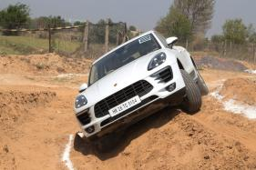 Porsche India Showcased Cayenne and Macan Off-Road Capabilities
