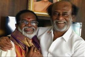 Rajinikanth's Meeting With BJP Candidate Amaran Sparks Off Interest
