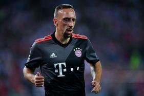 Champions League: Bayern's Franck Ribery Relishing Arsenal Clash