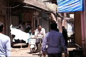 Watch: 200-Year-Old Meerut Meat Bazaar Goes Quiet