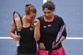 Indian Wells: Sania Mirza-Barbara Strycova Lose in Quarters