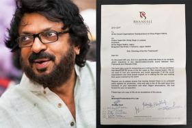 Violence Is Unjustified, Unacceptable: Bhansali on Padmavati Row