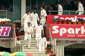 There is Pin Drop Silence in Australian Dressing Room: Hick