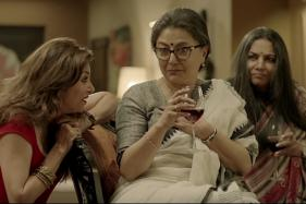 Sonata First Poster: Looks Like Shabana, Aparna and Lillete Will Be Your Life's Inspirations