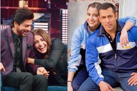 It's a Talent How Shah Rukh, Salman Handle Stardom: Anushka Sharma