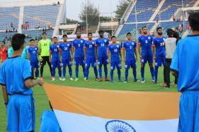 AFC Asian Cup: Sunil Chhetri Scores as India Beat Myanmar 1-0