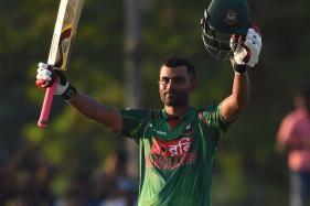 Bangladesh Retain Injured Tamim Iqbal for South Africa ODIs