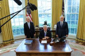 Donald Trump Tastes Failure as US House Healthcare Bill Collapses