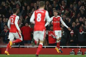 Nacho Monreal Strikes Again as Arsenal Edge Leicester