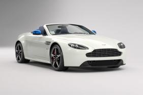 Aston Martin V8 Vantage S Great Britain Edition Unveiled at Shanghai Auto Show