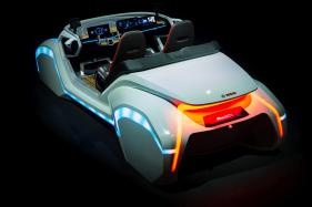 Bosch Concept Car Showcases its Future Vision, Connects Even to Your Kitchen Appliances