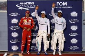 Bahrain GP: Bottas Ends Hamilton Run for First Career Pole