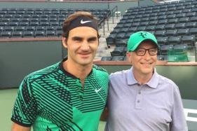 Roger Federer Demands 'More Respect' from Bill Gates
