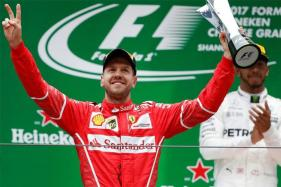 Formula 1: Sebastian Vettel Victories Could Force a Mercedes Rethink