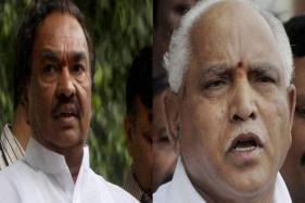 Eshwarappa Leads Karnataka BJP Rebels' Meet to Criticise Yeddyurappa