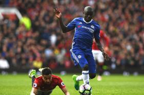 Chelsea Star N'Golo Kante Named PFA Player of the Year