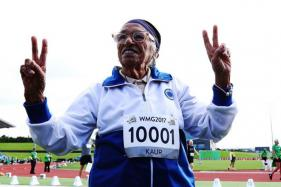 World Masters Games: 101-year-old Indian Wins Sprinting Gold Medal