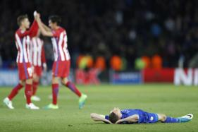 Champions League: Atletico Madrid Ends Leicester City Fairytale