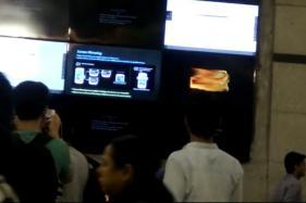 Did Delhi Metro Station Ad Board Play Porn Clip? Probe on