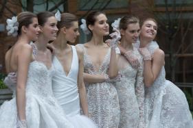 Bridal Fashion Week in New York