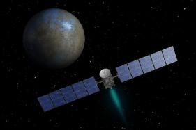 NASA Dawn Spacecraft Faces Glitch During Ceres Mission