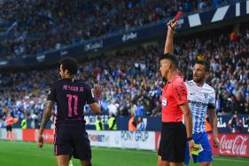 Barcelona Talisman Neymar Banned For El Clasico