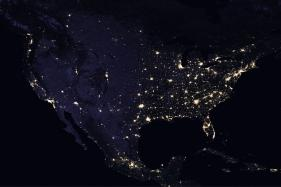 NASA Releases Night-Time Global Maps of Earth