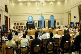 Mamata, Kejriwal Skip NITI Aayog's Governing Council Meet