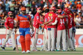 IPL 2017: Amla, Axar Star as Punjab Thump Gujarat by 26 Runs