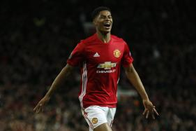 Marcus Rashford Delighted to Have Earned High Praise From Mourinho