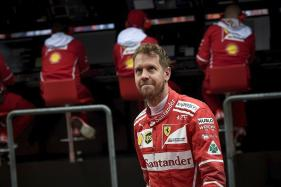 Vettel Keeping Calm As Hamilton Closes in on Lead