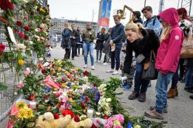 Stockholm Suspect, IS Sympathiser Who 'Partied and Drank': Media