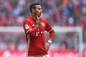 Thiago Alcantara Extends Bayern Munich Stay Until 2021