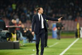 We Could Not Resist Real Firepower: Juventus' Coach Allegri
