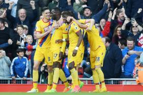 Christian Benteke Earns Crystal Palace 2-1 Win on Return to Liverpool