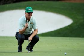 Hoffman, McGirt Lead US Masters Heading Into 2nd Round