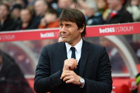 Antonio Conte Wins LMA Manager of the Year