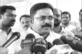 Booked for Bribe, Dinakaran Finds His List of Supporters Thinning