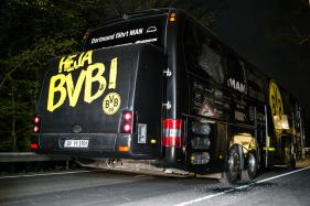 German Police Arrest Suspect in Borussia Dortmund Bus Attack