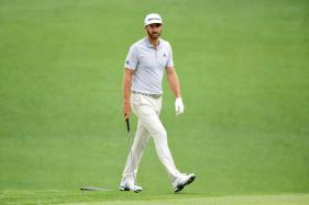 World No. 1 Johnson Doubtful for US Masters After Freak Fall