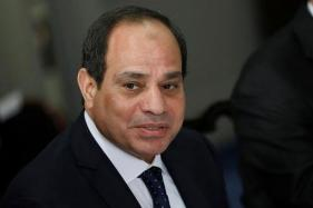 Egypt's President Sisi Declares Three-month State of Emergency