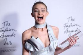 Gigi Hadid Prefers Working Out With Friends